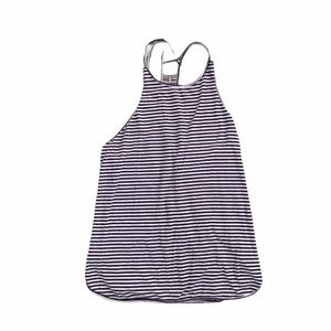 Calia by Carrie Underwood Striped Tank Top